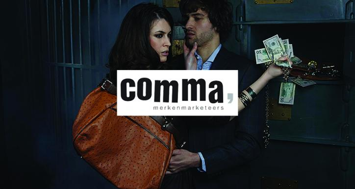 Comma merkenmarketeers