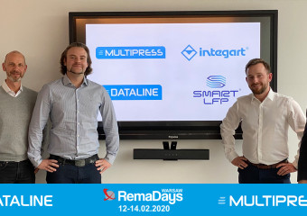 MultiPress is now available in Poland. Dataline appoints Integart as its new channel partner in the country.